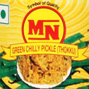 Green Chilly Thokku
