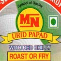 Urid red chilly